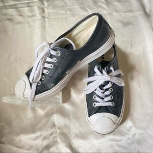 Converse Jack Purcell Leather Low Top Size 7